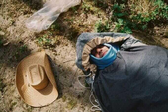 Shelterbag: Die Sommerversion des Sheltersuit